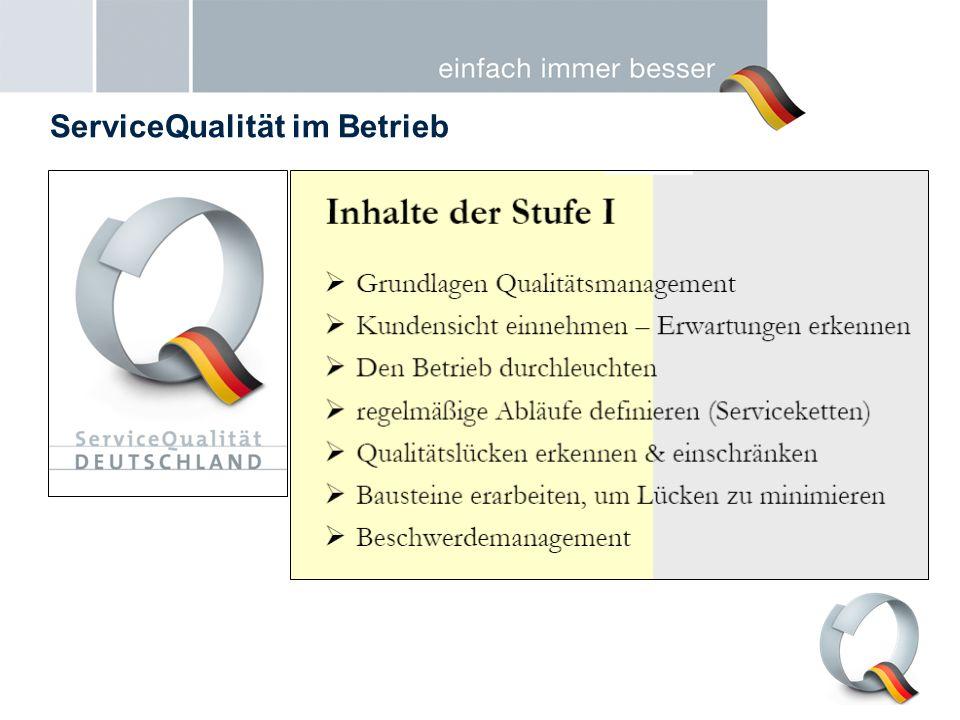 Q- & Branchentag 2011