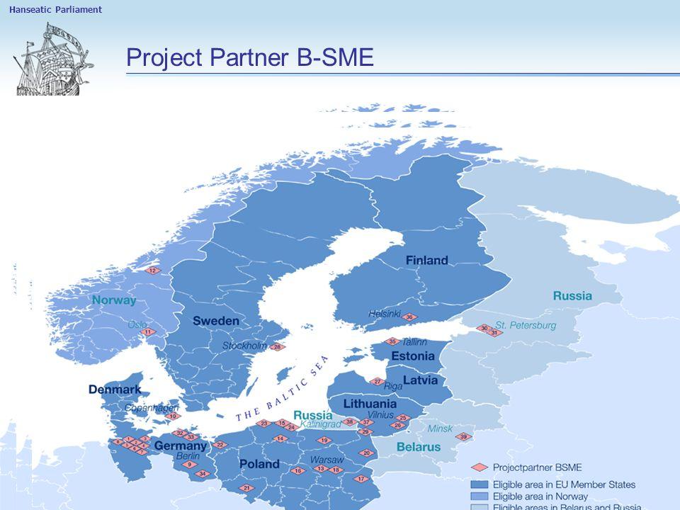 Project Baltic Education: Aufgaben 1.Projektstufe März bis November 2007 1.