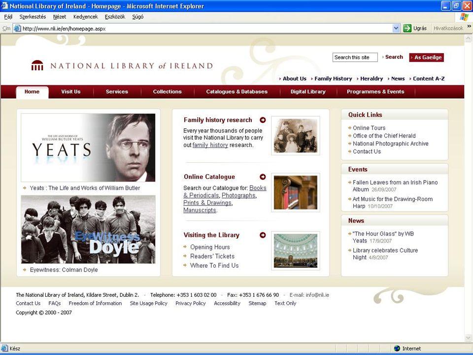 Wie muss eine gute Homepage sein.