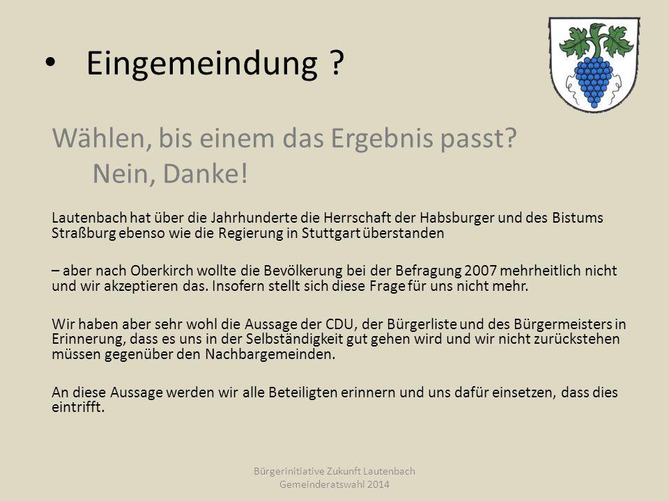Umfahrung B 28 neu Auf den neuen Hinweistafeln an der B28 von Appenweier und in Oberkirch fehlen Hinweise auf den Ort Lautenbach.