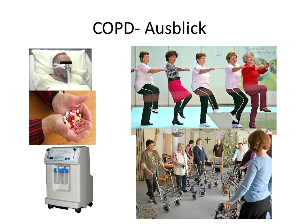 COPD- Ausblick