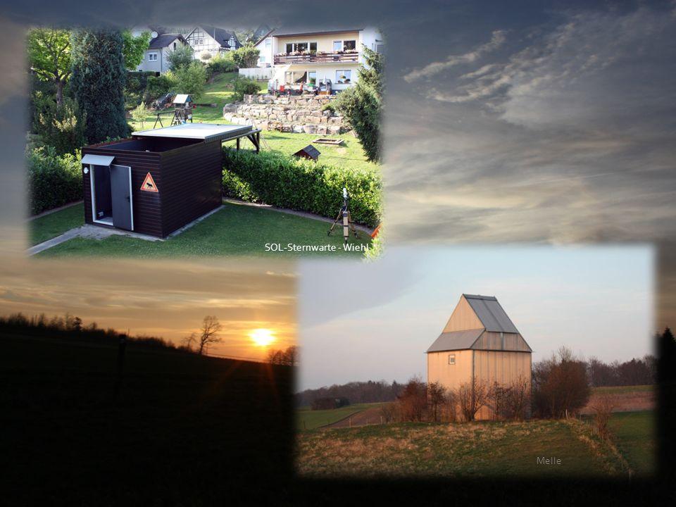 SOL-Sternwarte - Wiehl Melle