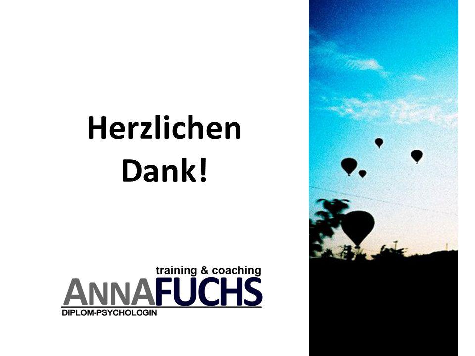 Herzlichen Dank! www.anna-fuchs.es
