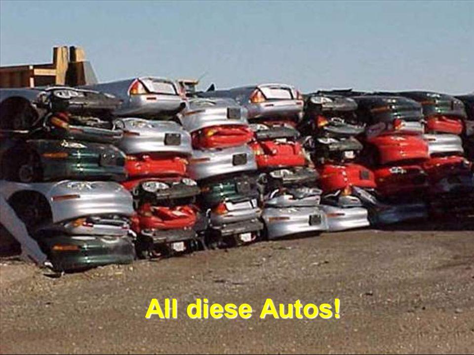 …ZERSTÖRT.General Motors holte sich alle EV1 zurück - trotz der Opposition der Nutzer.