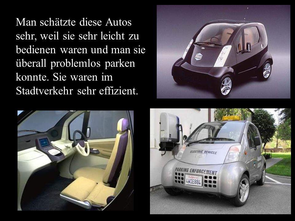 1997Hypermini1997 präsentierte Nissan das Elektroauto Hypermini in Tokio. Die Gemeinde der Stadt Pasadena in Kalifornien (USA) wählte dieses Auto als
