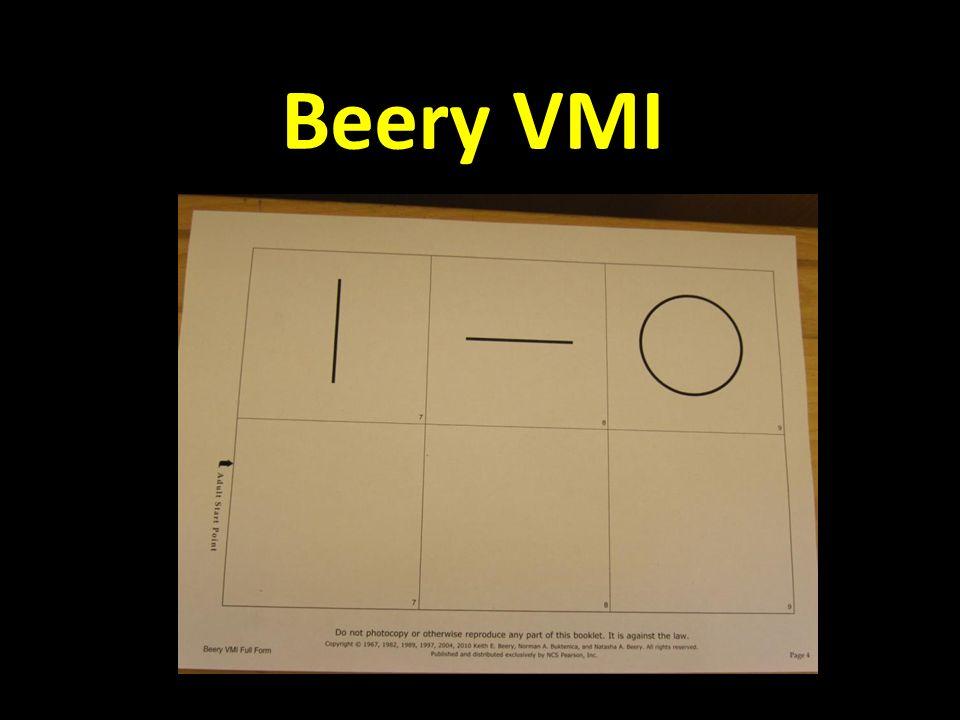 Beery VMI