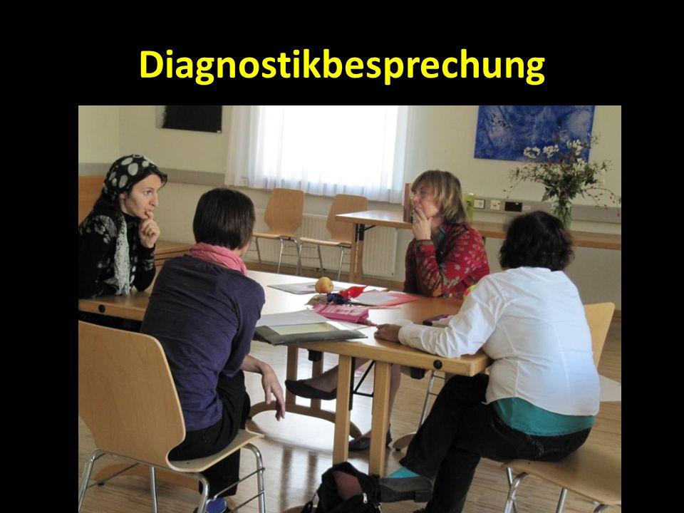 Diagnostikbesprechung