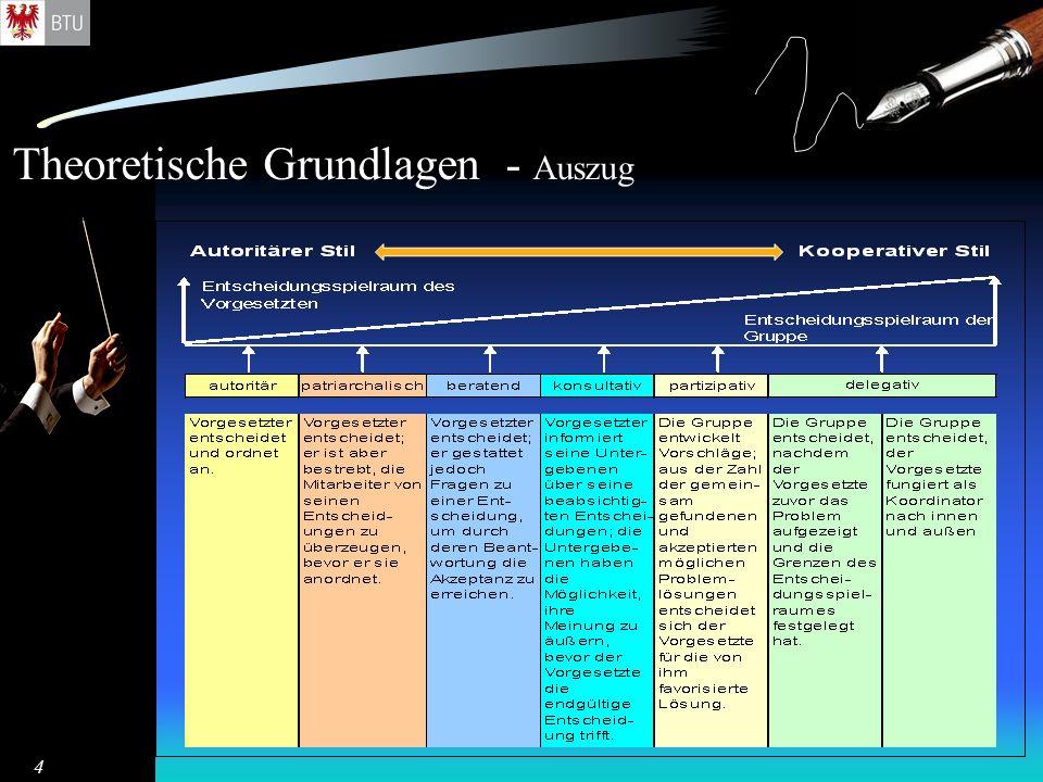 Theoretische Grundlagen - Auszug 4