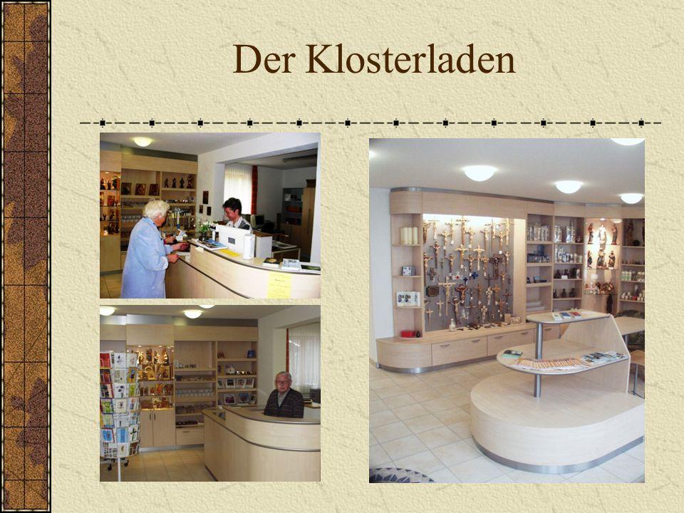Der Klosterladen