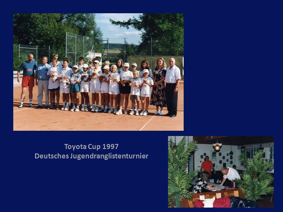 Toyota Cup 1997 Deutsches Jugendranglistenturnier