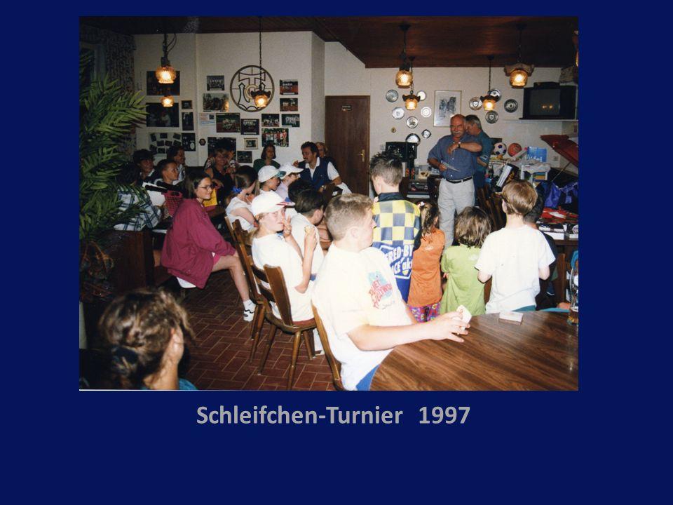 Schleifchen-Turnier 1997
