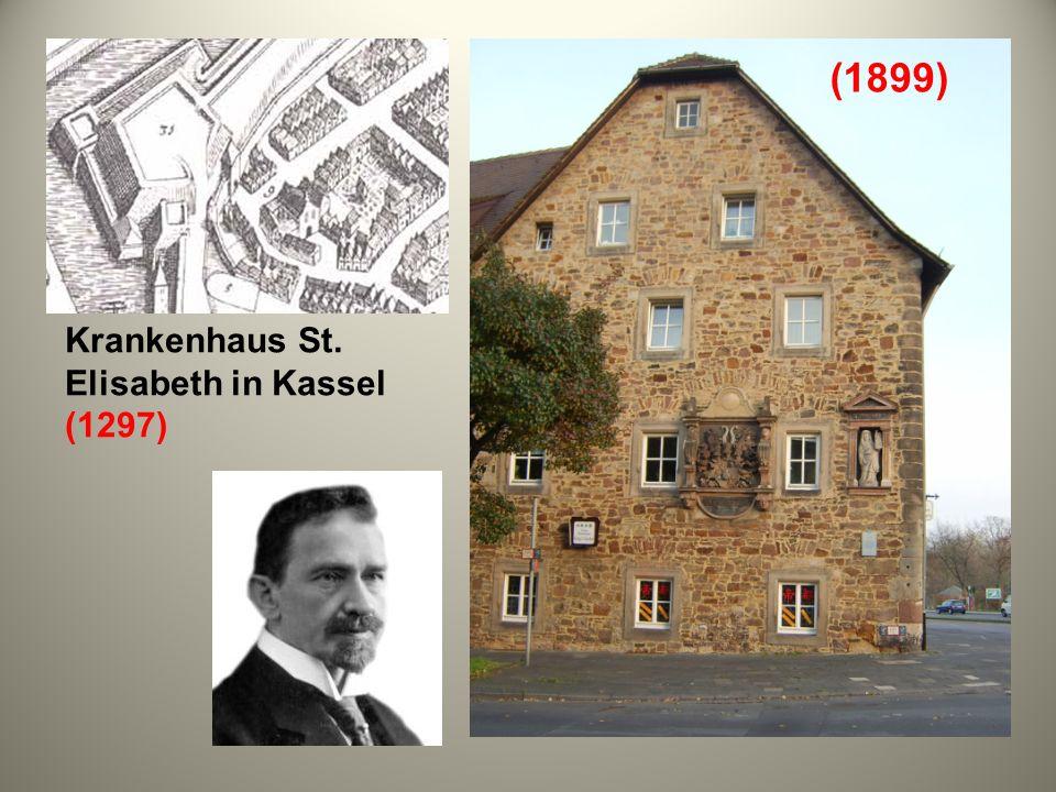 Krankenhaus St. Elisabeth in Kassel (1297) (1899)