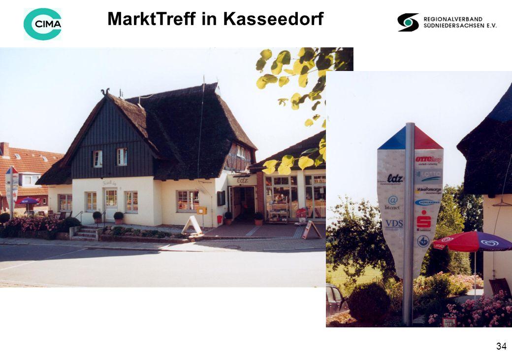 34 MarktTreff in Kasseedorf
