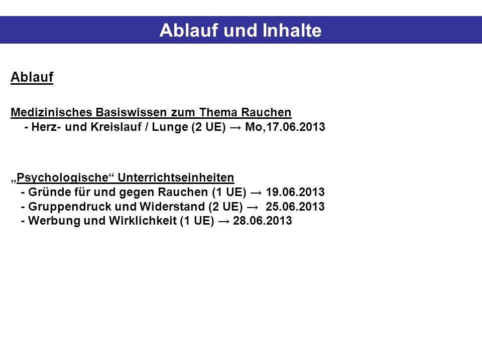 Durch Rauchen verursachte Krankheiten und Beeinträchtigungen (II) aus DKFZ (2009): Tabakatlas Deutschland