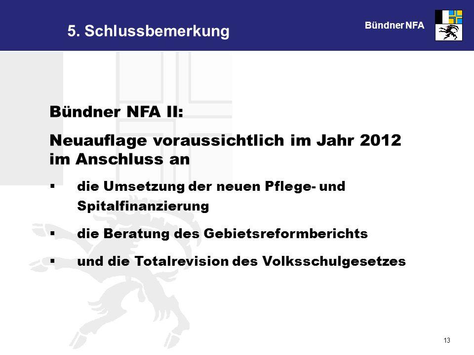 Bündner NFA 13 5.