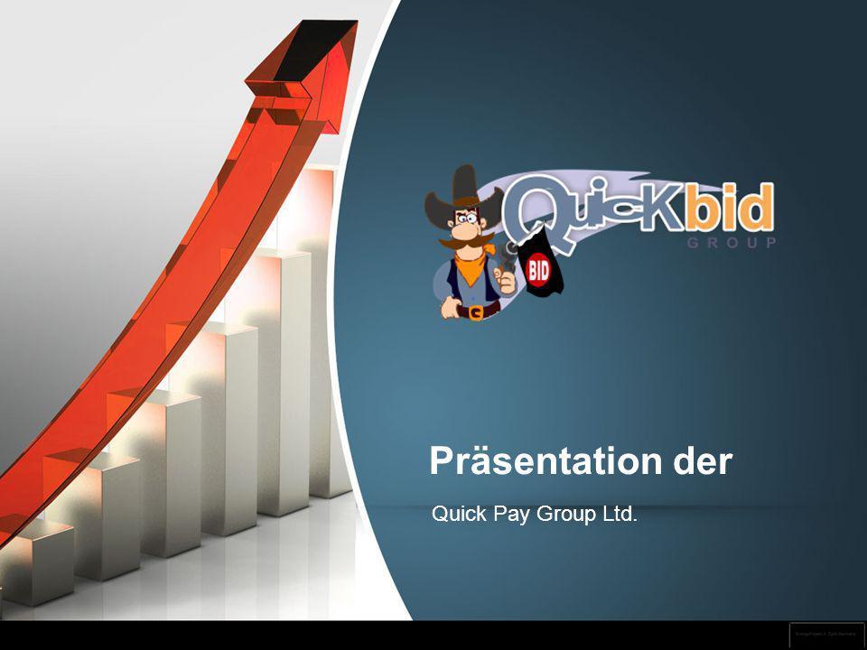 Präsentation der Quick Pay Group Ltd.