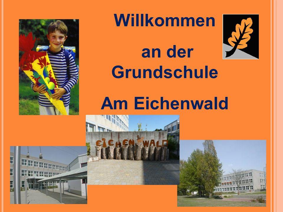 Willkommen an der Grundschule Am Eichenwald