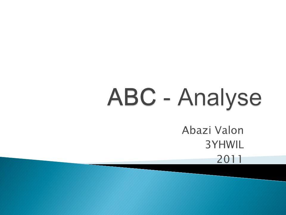 Abazi Valon 3YHWIL 2011