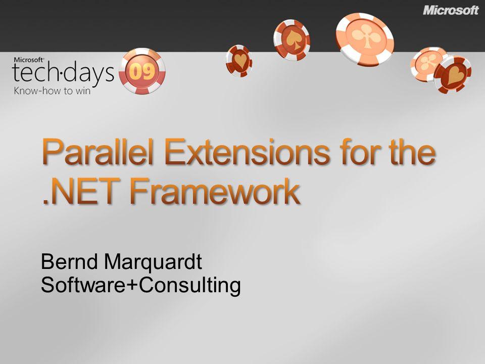 Bernd Marquardt Software+Consulting