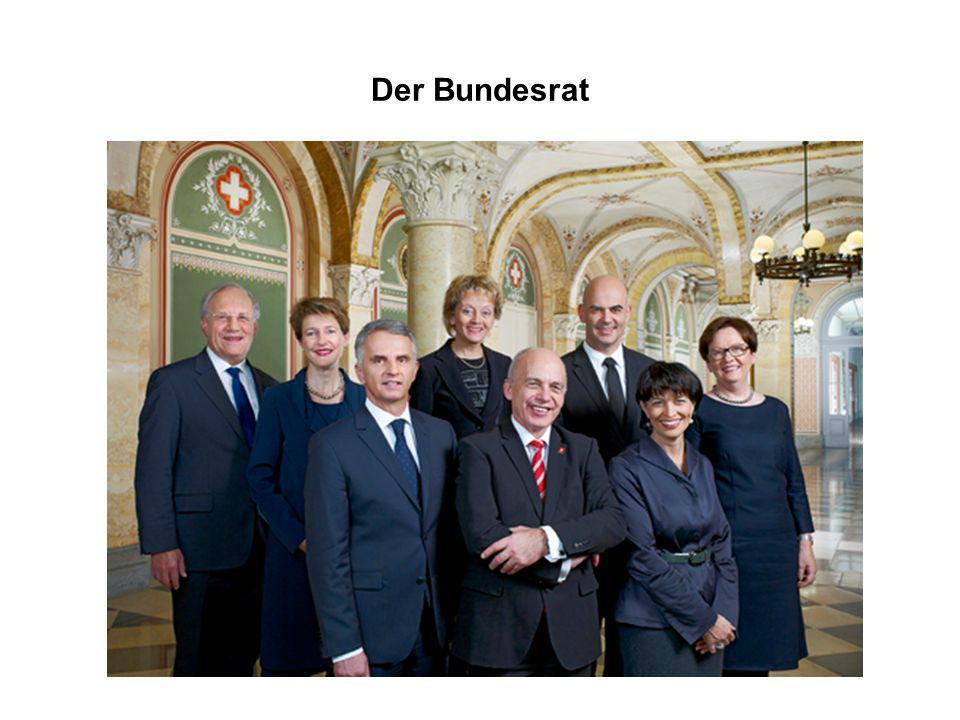 Der Bundesrat