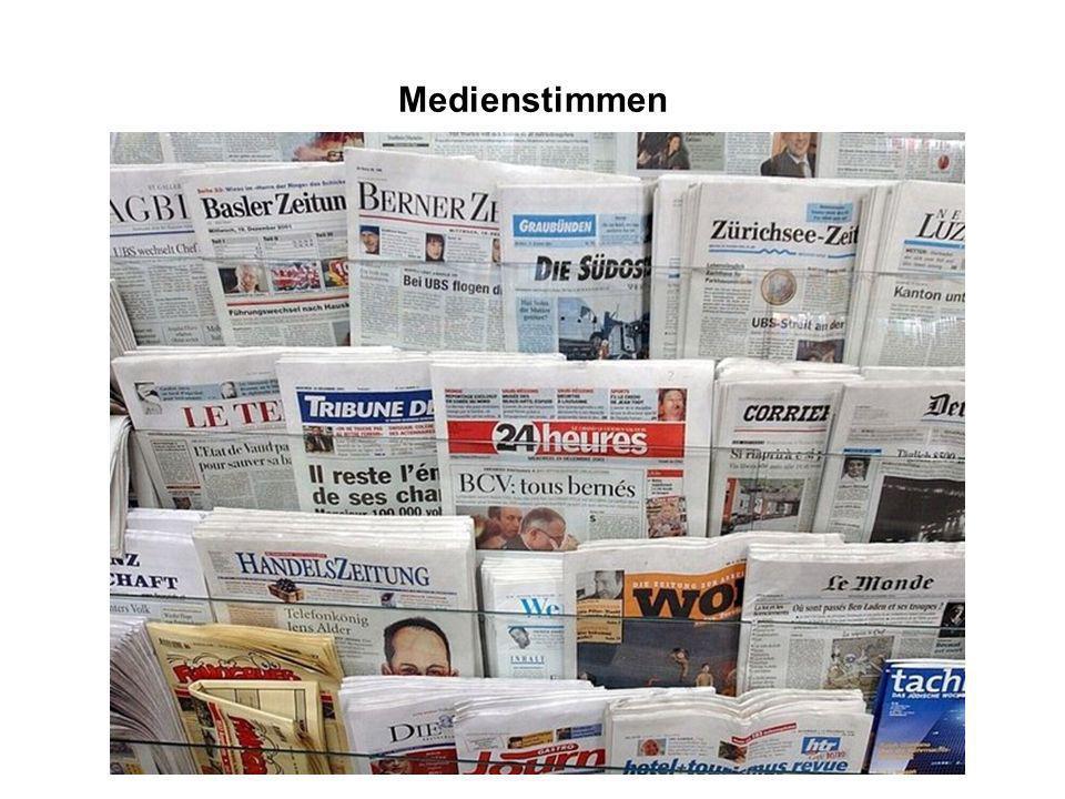 Medienstimmen