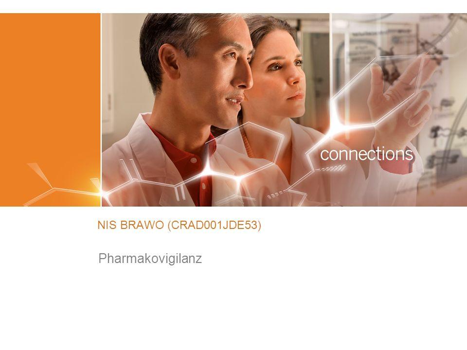 Pharmakovigilanz NIS BRAWO (CRAD001JDE53)