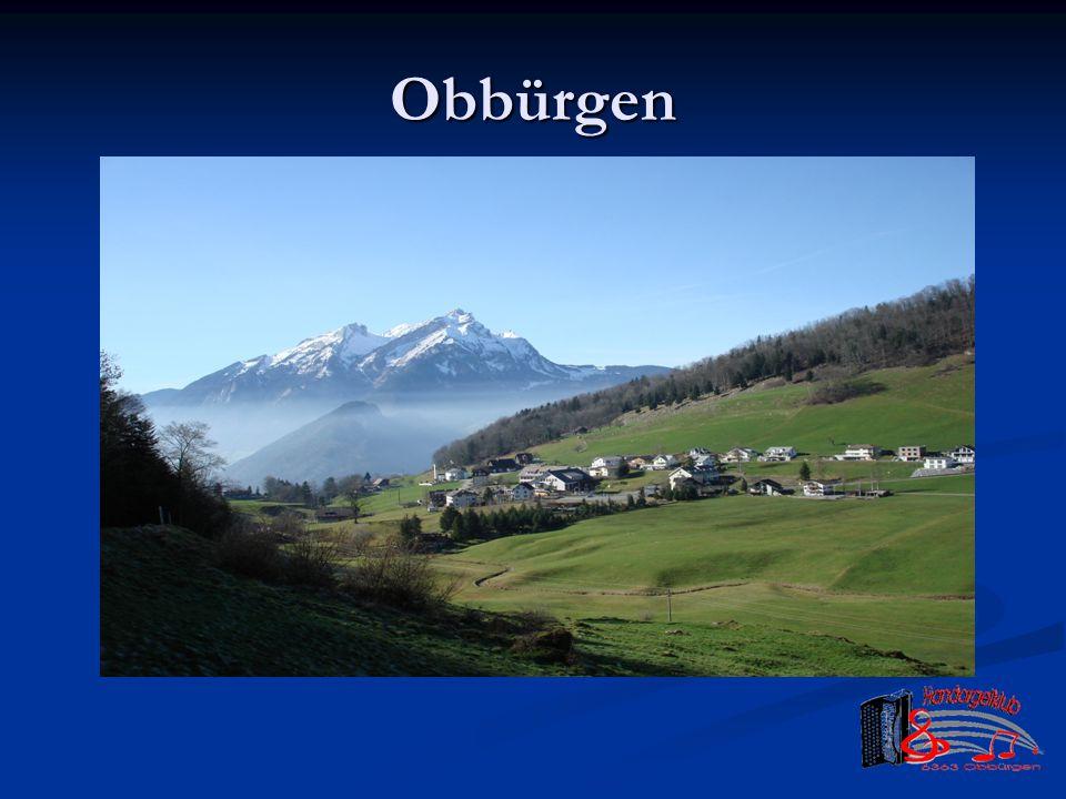 Obbürgen Im Herzen der Zentralschweiz