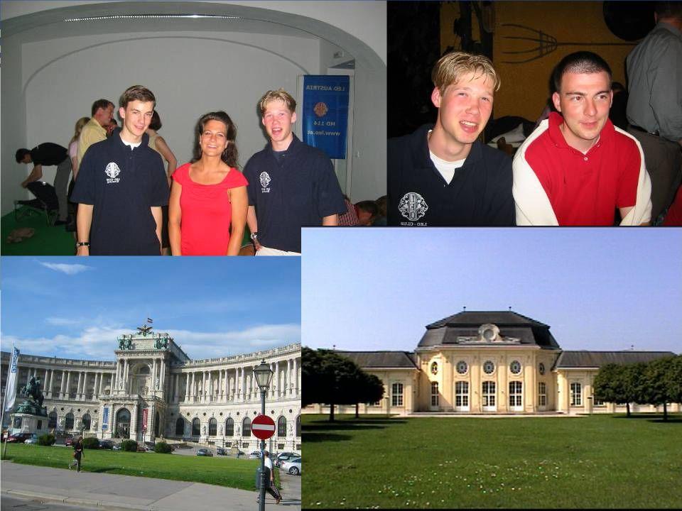 www.Leo-Clubs.de | info@Leo-Clubs.de | 0700-LEOCLUBS Wien-Ausflug im Juni 2004