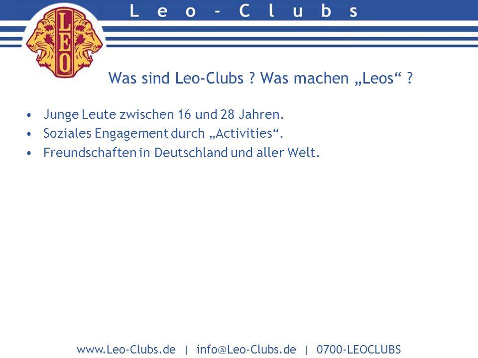 www.Leo-Clubs.de | info@Leo-Clubs.de | 0700-LEOCLUBS Bilder vom Leo-Europa-Forum in Engelberg/Schweiz, August 2002.