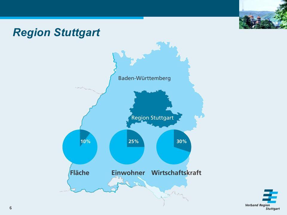 6 Region Stuttgart