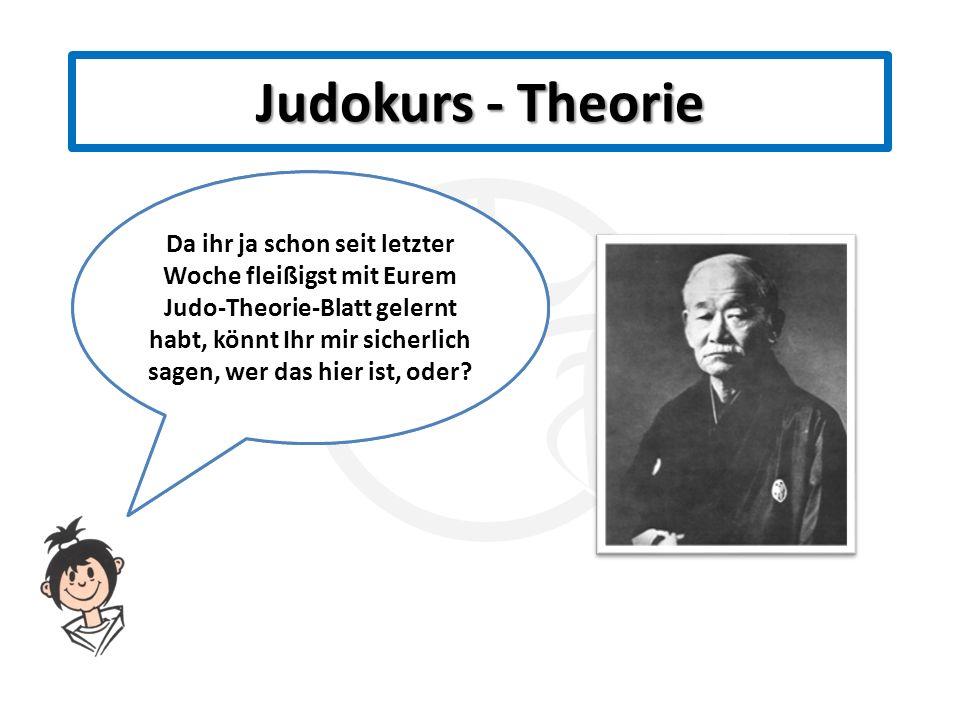 Judokurs - Theorie Das ist Kanō Jigorō. In Japan nennt man den Familiennamen immer an erster Stelle. Hier in Europa würde man demzufolge Jigorō Kanō s