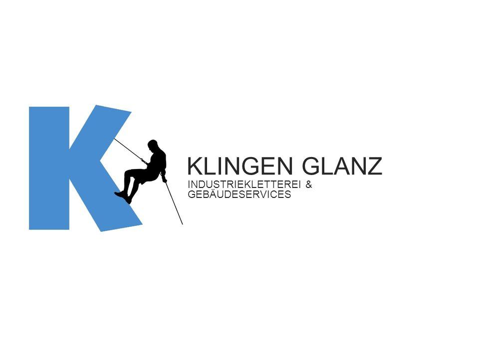 INDUSTRIEKLETTEREI & GEBÄUDESERVICES KLINGEN GLANZ