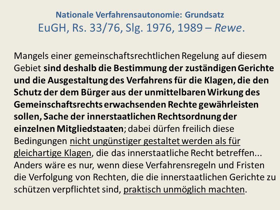 3.Zu beachten ist ferner die Charta der Grundrechte der EU, vgl.