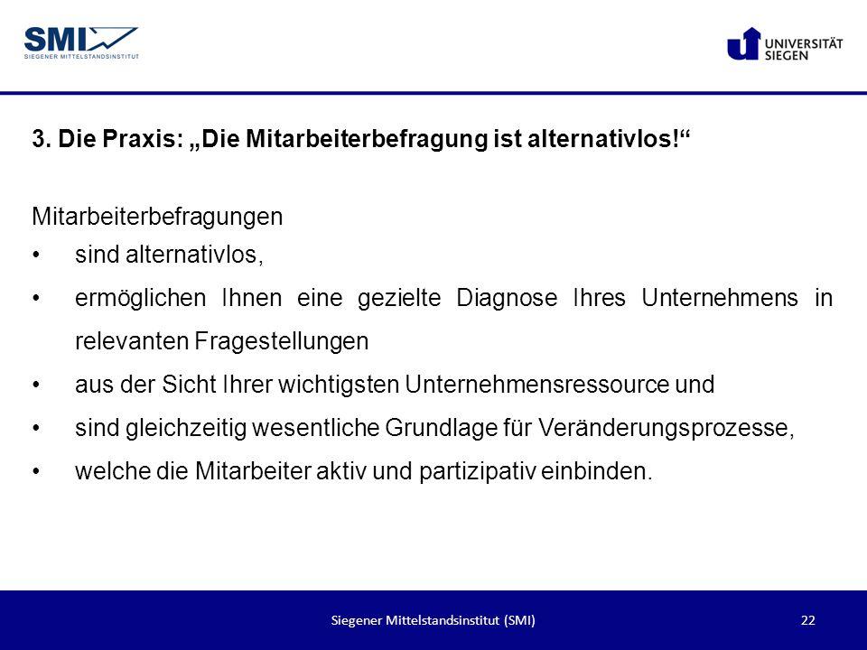 23Siegener Mittelstandsinstitut (SMI) 4.
