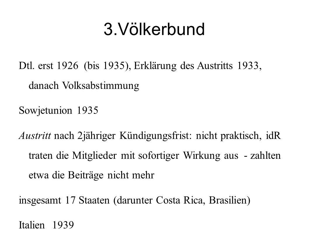 3.Völkerbund Dtl.