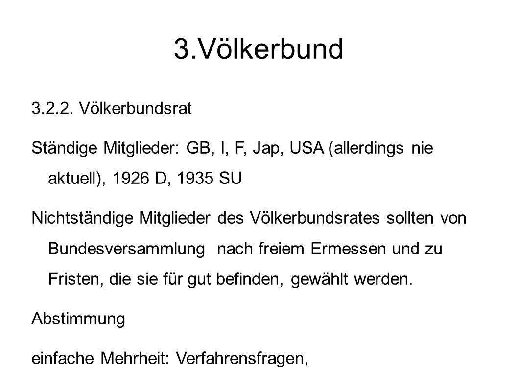 3.Völkerbund 3.2.2.