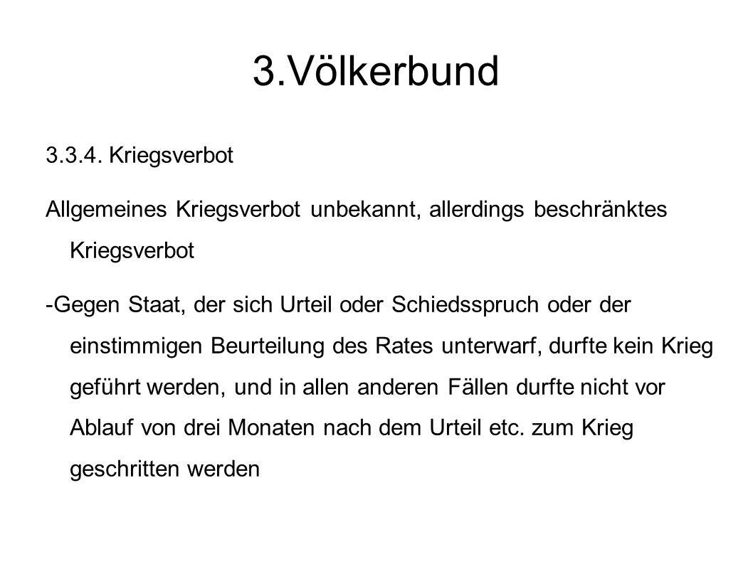 3.Völkerbund 3.3.4.