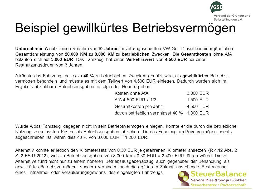 Sandra Bies, Steuerberaterin Gerne stehen wir Ihnen beratend zur Seite nähere Informationen unter www.steuerbalance.de Kontaktaufnahme: Standort Augsburg: augsburg@steuerbalance.de Standort München: muenchen@steuerbalance.de