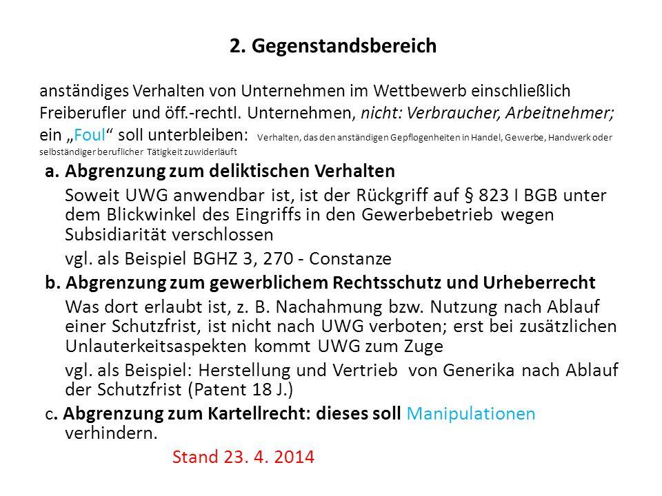 3.Geltungsbereich Vgl.