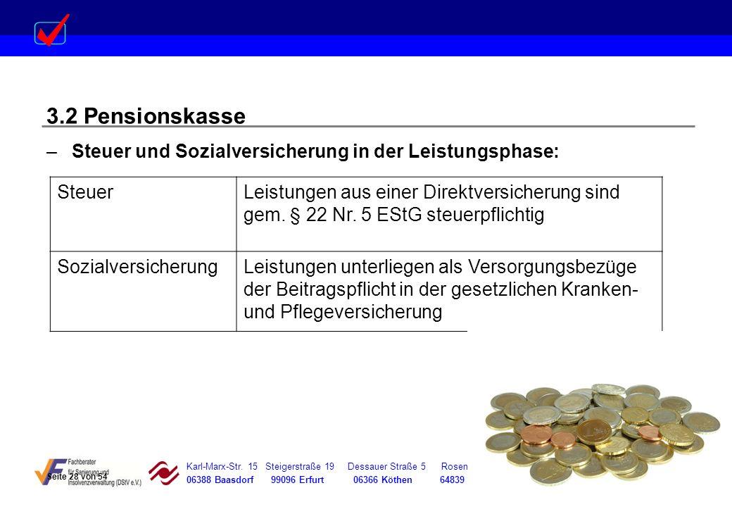Karl-Marx-Str. 15 Steigerstraße 19 Dessauer Straße 5 Rosenstraße 12 06388 Baasdorf 99096 Erfurt 06366 Köthen 64839 Münster –Steuer und Sozialversicher