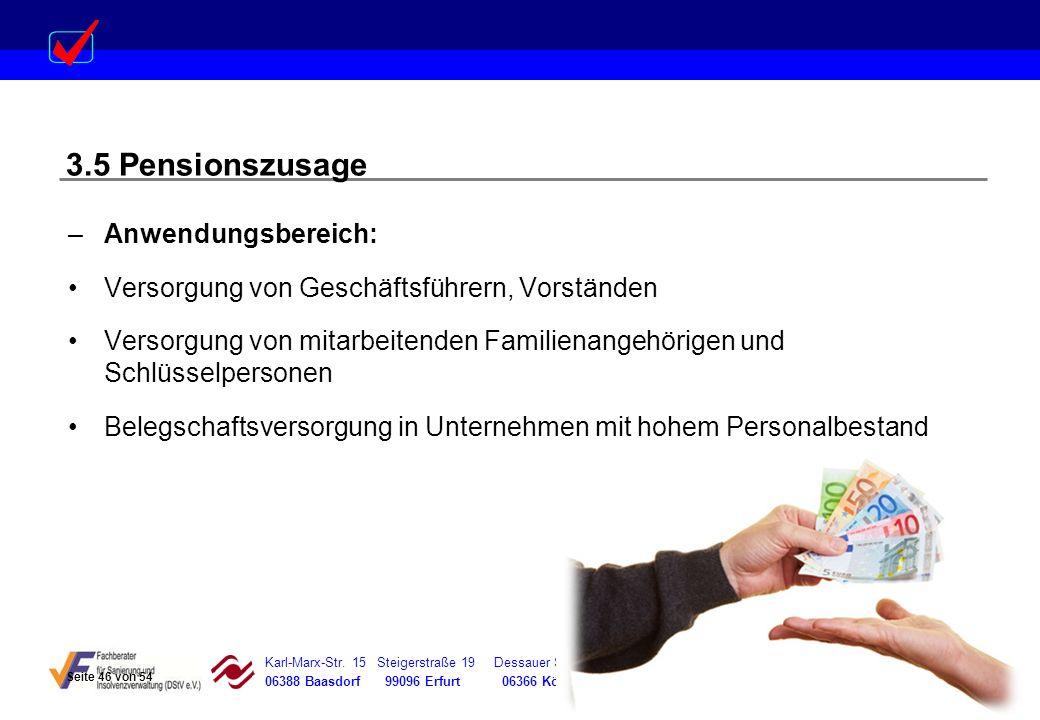 Karl-Marx-Str. 15 Steigerstraße 19 Dessauer Straße 5 Rosenstraße 12 06388 Baasdorf 99096 Erfurt 06366 Köthen 64839 Münster –Anwendungsbereich: Versorg