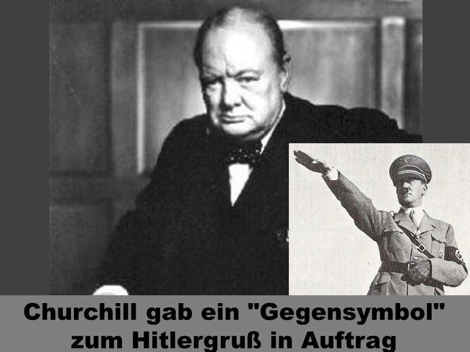 Churchill gab ein