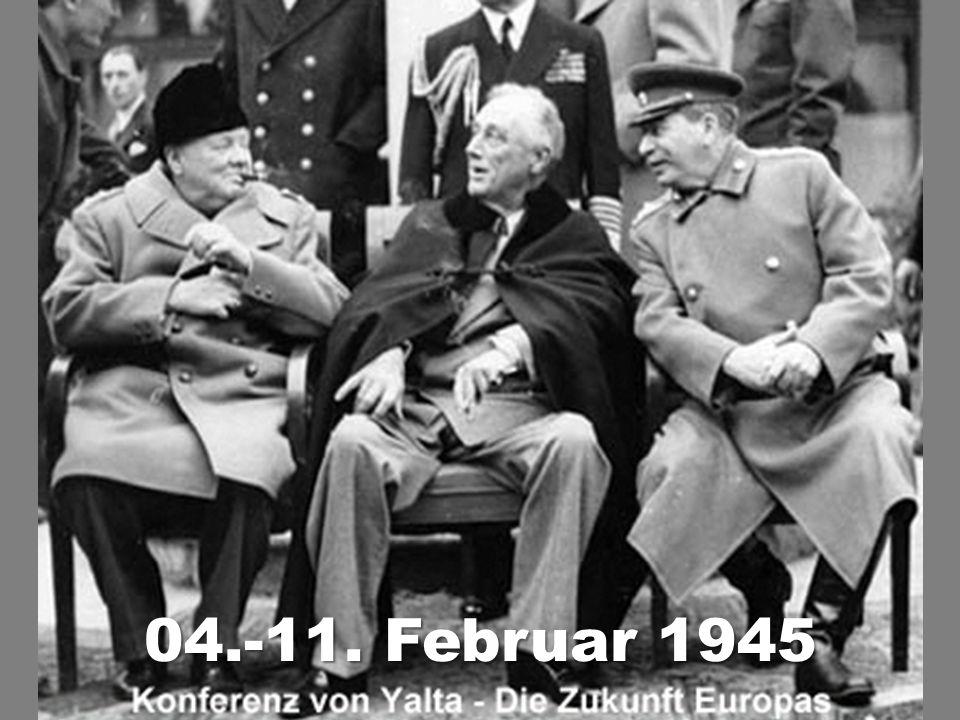 04.-11. Februar 1945