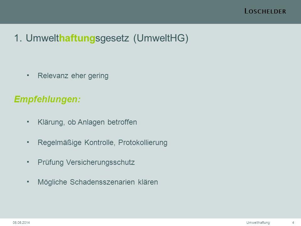 L OSCHELDER Loschelder Rechtsanwälte Konrad-Adenauer-Ufer 11 50668 Köln Telefon +49(0)22165065-0 Telefax +49(0)22165065-110 www.loschelder.de