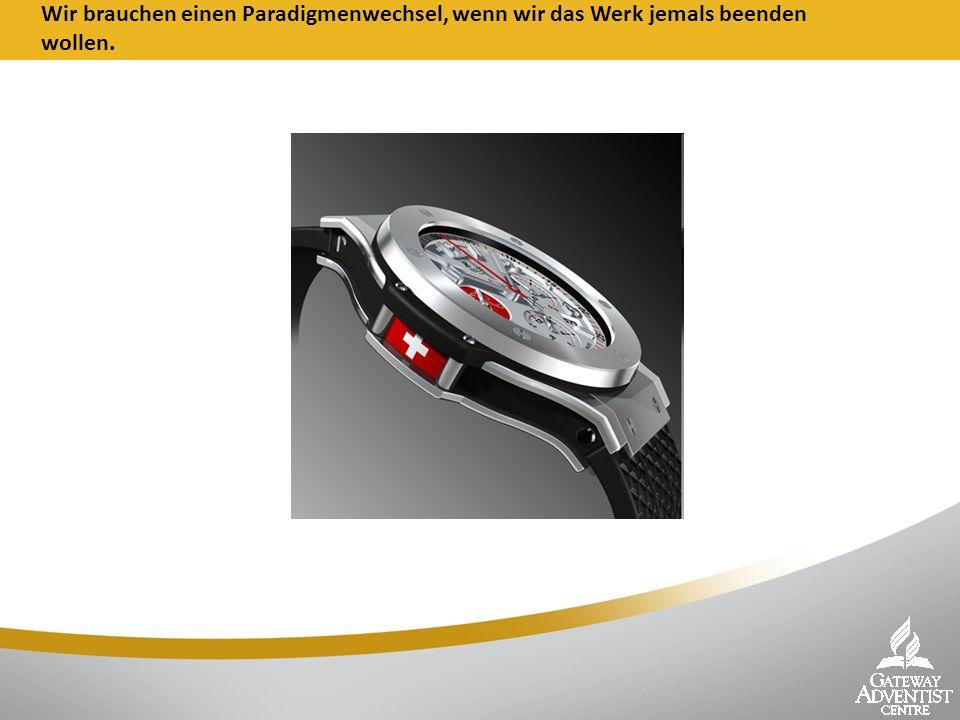 Uhrenindustrie Welche Nation dominiert den Weltmarkt für Uhren? 1968