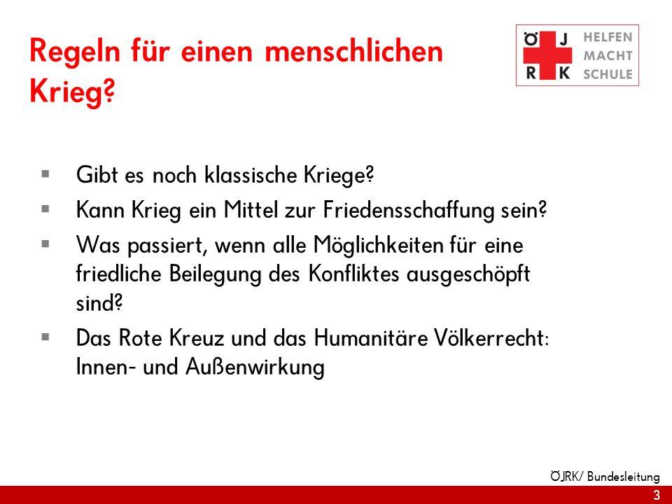 4 ÖJRK/ Bundesleitung