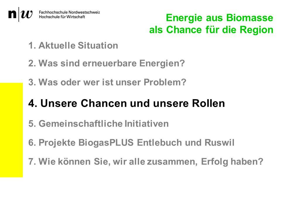 1. Aktuelle Situation 2. Was sind erneuerbare Energien.