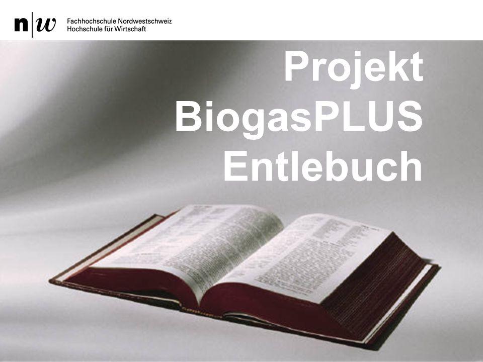 Projekt BiogasPLUS Entlebuch