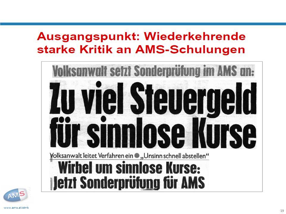 www.ams.at/stmk 19