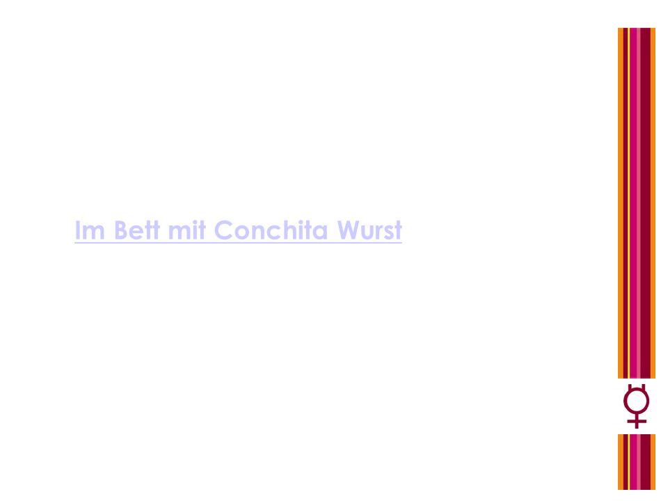 Im Bett mit Conchita Wurst